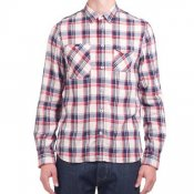K.O.I - Elroy Shirt Rust Check M