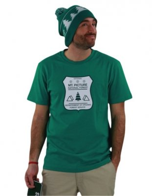 Picture ORganic clothing mt forest tee