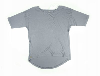 Studio JUX - Top 1/2 sleeve City Grey