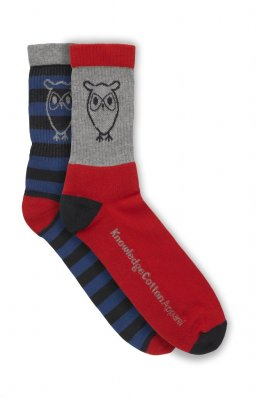knowledge cotton apparel tennis socks