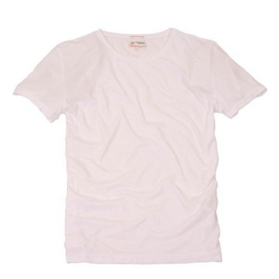 Knowledge Cotton Apparel - Basic Regular Fit O-neck Tee White0