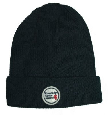 Knowledge Cotton Apparel - Rib Knit Hat0