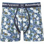knowledge cotton apparel underwear flowers