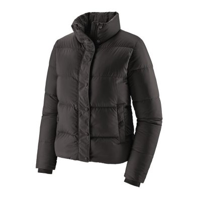 Patagonia - Silent Down Jacket Black W