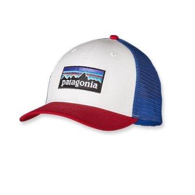85890c8d Patagonia - P-6 Logo Trucker Hat White