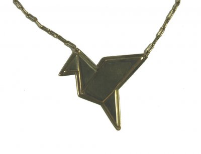Studio JUX - Brass Necklace