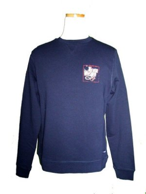 Kuyichi -Sjoerd Solid Crew Neck Sweat0