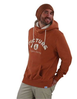 picture organic clothing monk hoodie