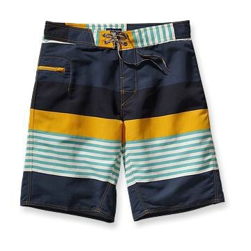 Patagonia - Wavefarer Board Shorts - 21  Valley Green0